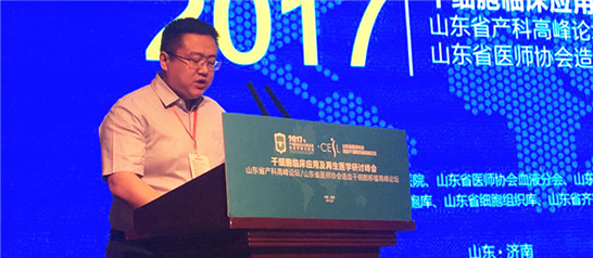 刘国军:奉献医疗科技 保障人类健康