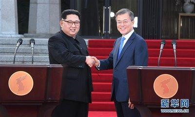 金正恩致信文在寅 对年内未能回访韩国表示遗憾