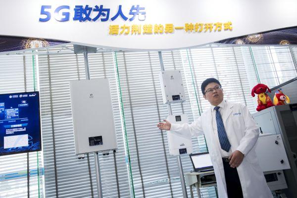 美国慌了!俄媒称中国5G技术赶超美国:已具备基建条件