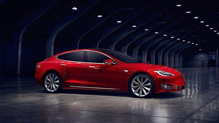研究显示戴姆勒、宝马、大众产电动汽车将在近年内超越特斯拉