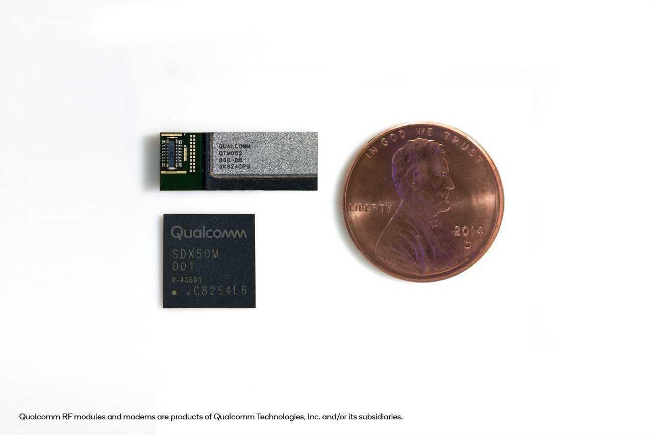 前线 | 高通推出首款5G毫米波天线模组 终端明年面市