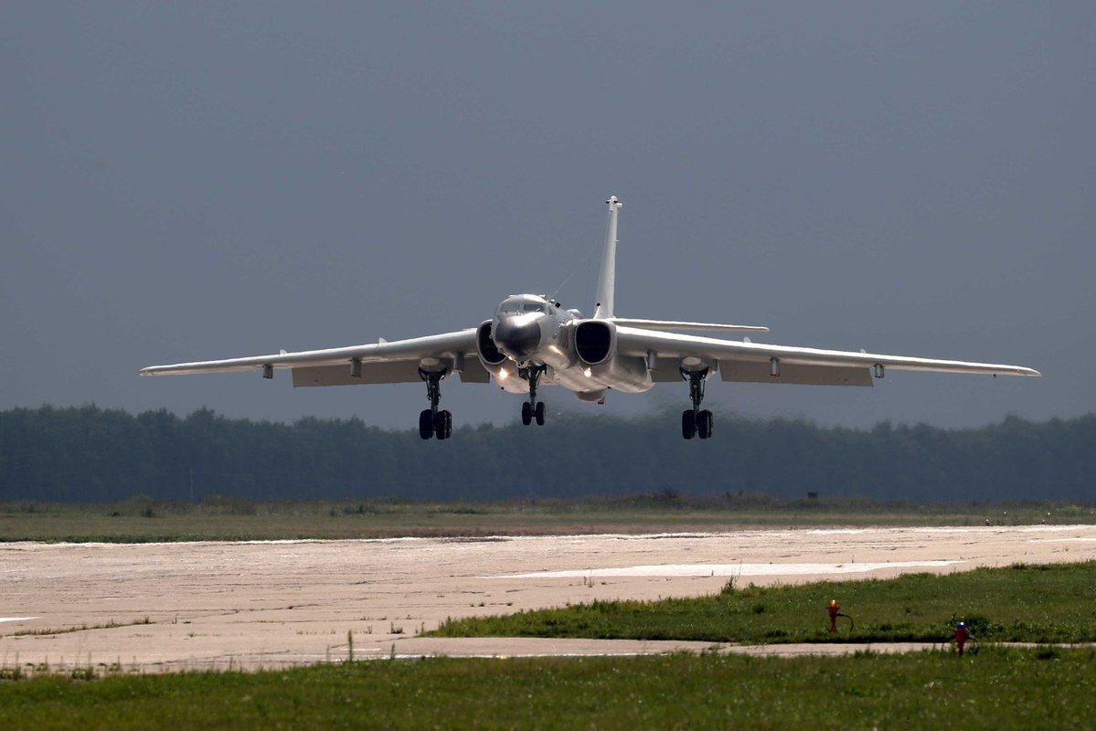 美军叫嚷中国轰炸机威胁 称在练习攻打美国