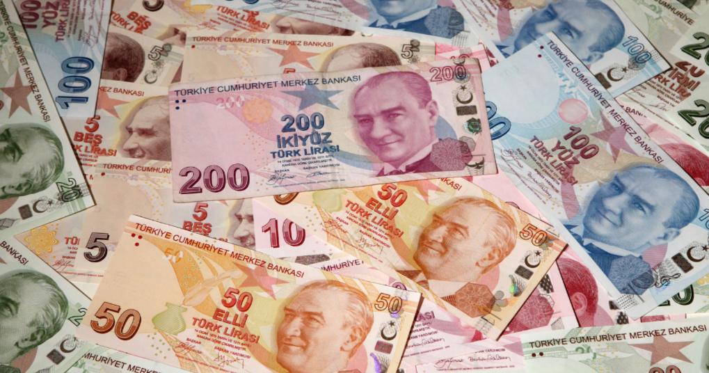 新兴市场货币反弹 土耳其里拉兑美元涨幅扩大至4%