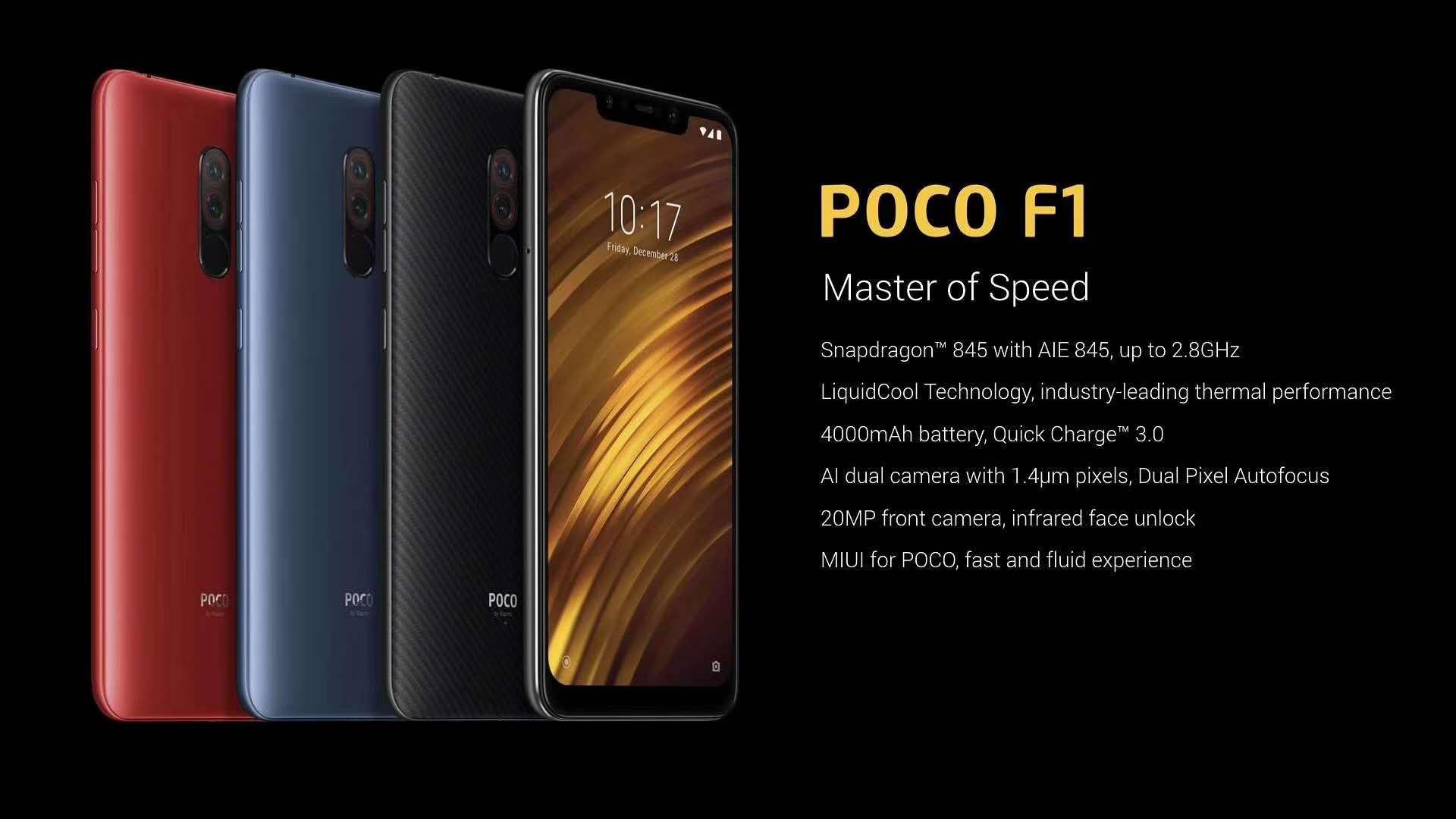 小米手机海外推全新子品牌POCO 未来将双品牌运作