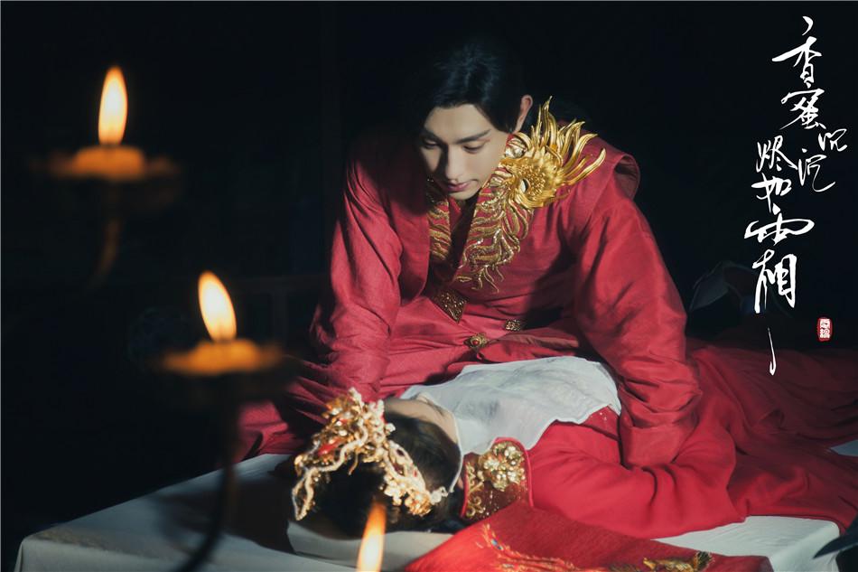 《香蜜沉沉烬如霜》开虐 杨紫邓伦对飙演技看哭网友