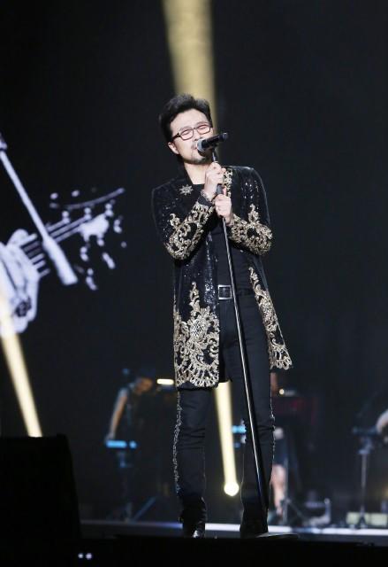 汪峰大赞林俊杰华晨宇等年轻歌手:值得我学习