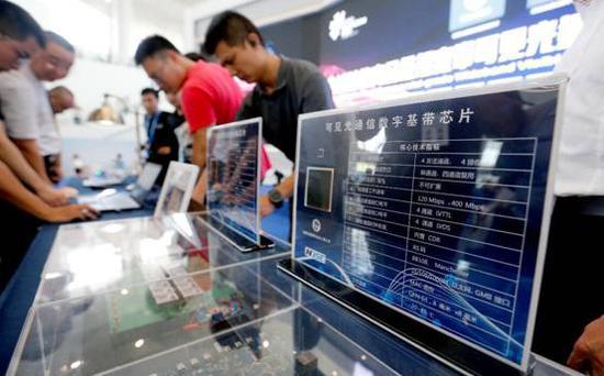 比5G快10倍!中國一新科技再次領跑世界