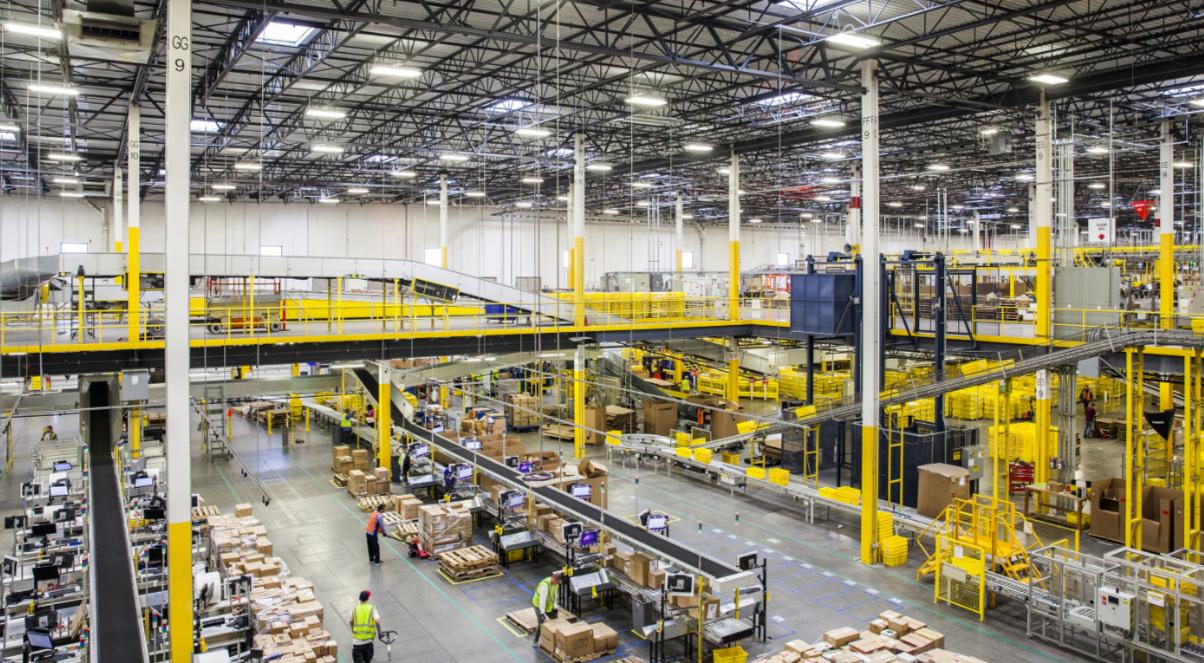 亚马逊成员工最穷美国企业之一:数千员工领取食品券