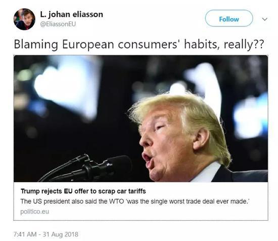 仅24小时 特朗普就把欧洲和加拿大都惹毛了