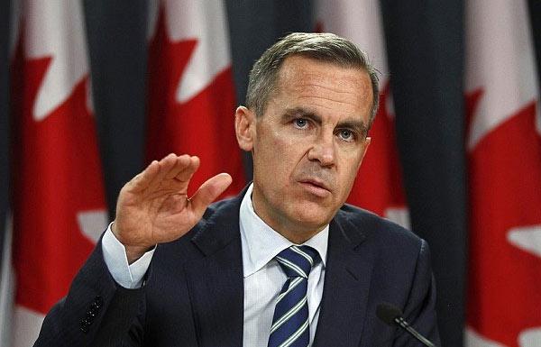 外媒:据称英国央行行长卡尼预计将留任至2020年