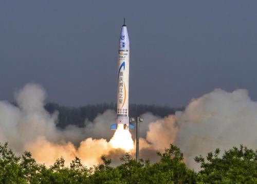 中国民营火箭陆续升空 和美国模式一样吗?