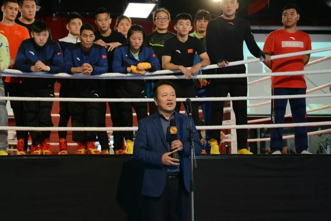 """""""加中美墨四国精英友谊拳击赛""""新闻发布会举行"""