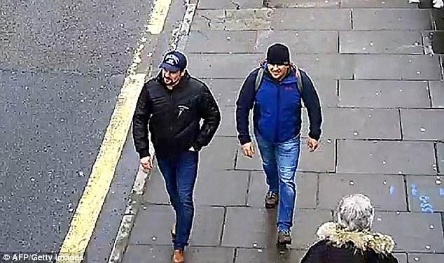真相大白?普京称俄前间谍中毒案2名嫌犯均为平民
