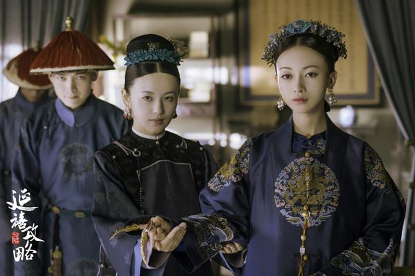 《延禧》魏璎珞被吐槽开了70集挂 于正搬《琅琊榜》反击