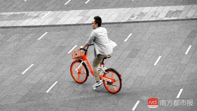 摩拜将在深圳置换4万辆新车 称废旧单车100%回 收再用