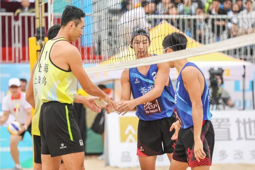 全国沙滩排球锦标赛9月揭幕 百名运动员将参赛