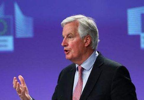 巴尼尔提出更优退欧条件 解决英国对爱尔兰边界顾虑