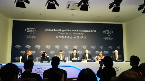 华为轮值CEO胡厚崑:政府及金融机构应该支持区块链发展