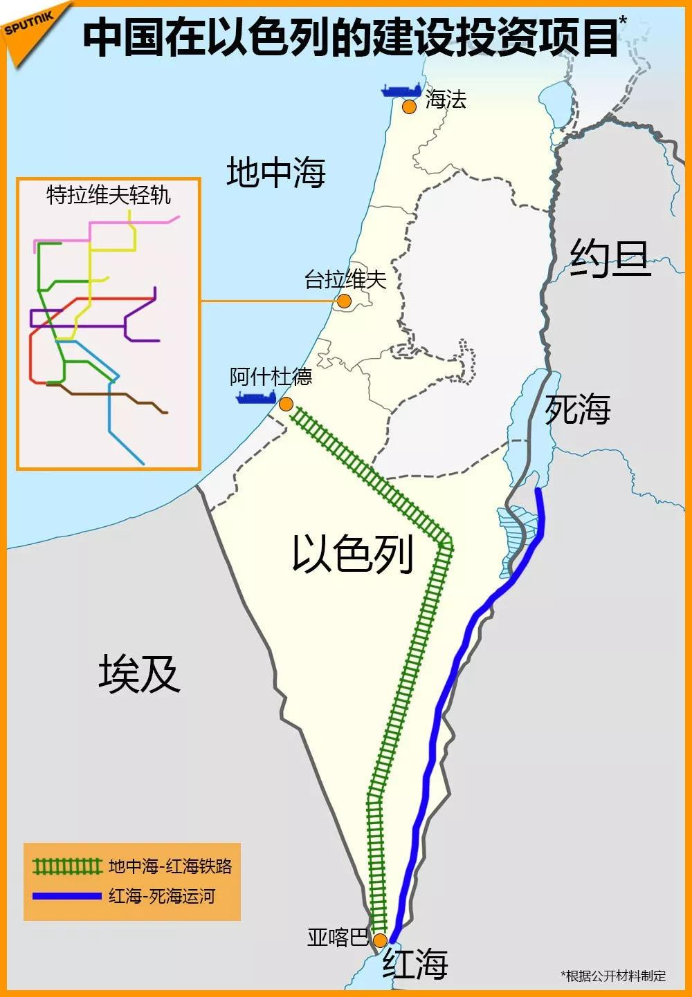 中国获以色列战略港口25年运营权 美国很郁闷