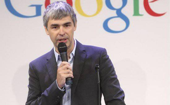 在谷歌的危机关头,拉里·佩奇去哪了?