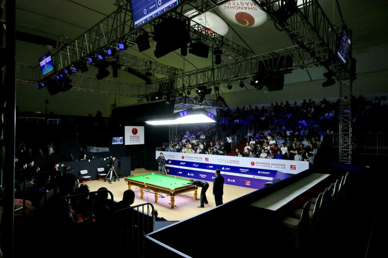 斯诺克上海大师赛落幕:变了的赛制 不变的内核