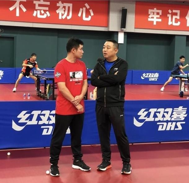 刘国梁回归发声!回场馆如回家,要让乒乓球成为世界的中心