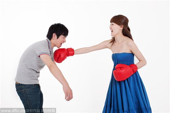 婚前与男友争吵不断 爱让两颗心紧紧相依