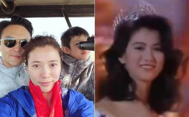 袁咏仪首曝当年决心选港姐主因 超级纯真!