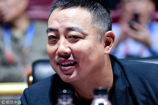 刘国梁:国乒是领军人 永远要有忧患意识