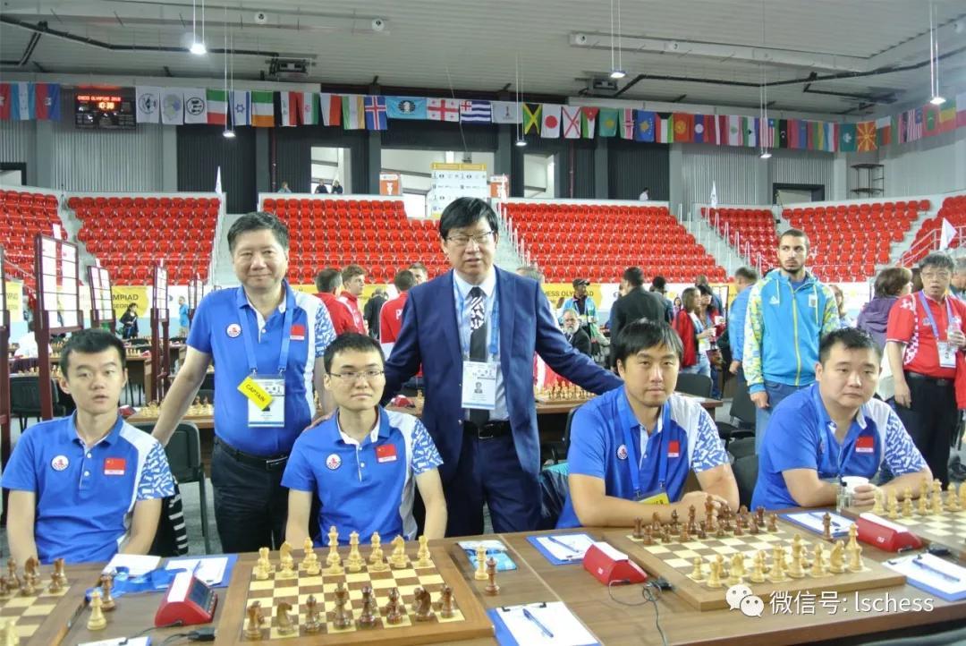 中国男队第二次夺奥赛冠军 历史首次国际象棋团体赛男女队双双问鼎