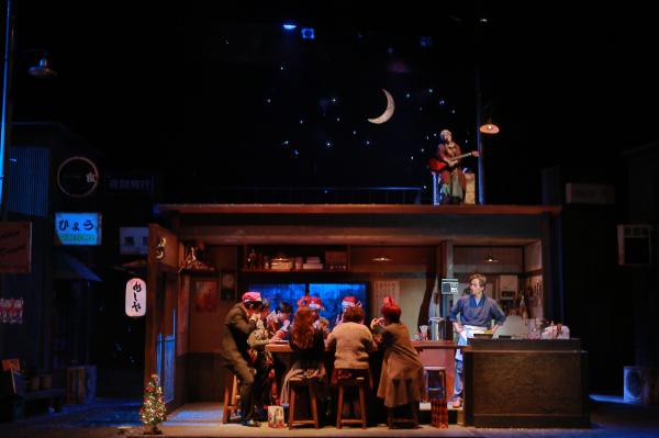 音乐剧 深夜食堂 很朴素,却很治愈
