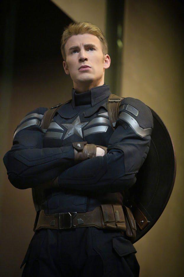 """克里斯埃文斯《复联4》戏份杀青 或正式告别""""美国队长"""""""