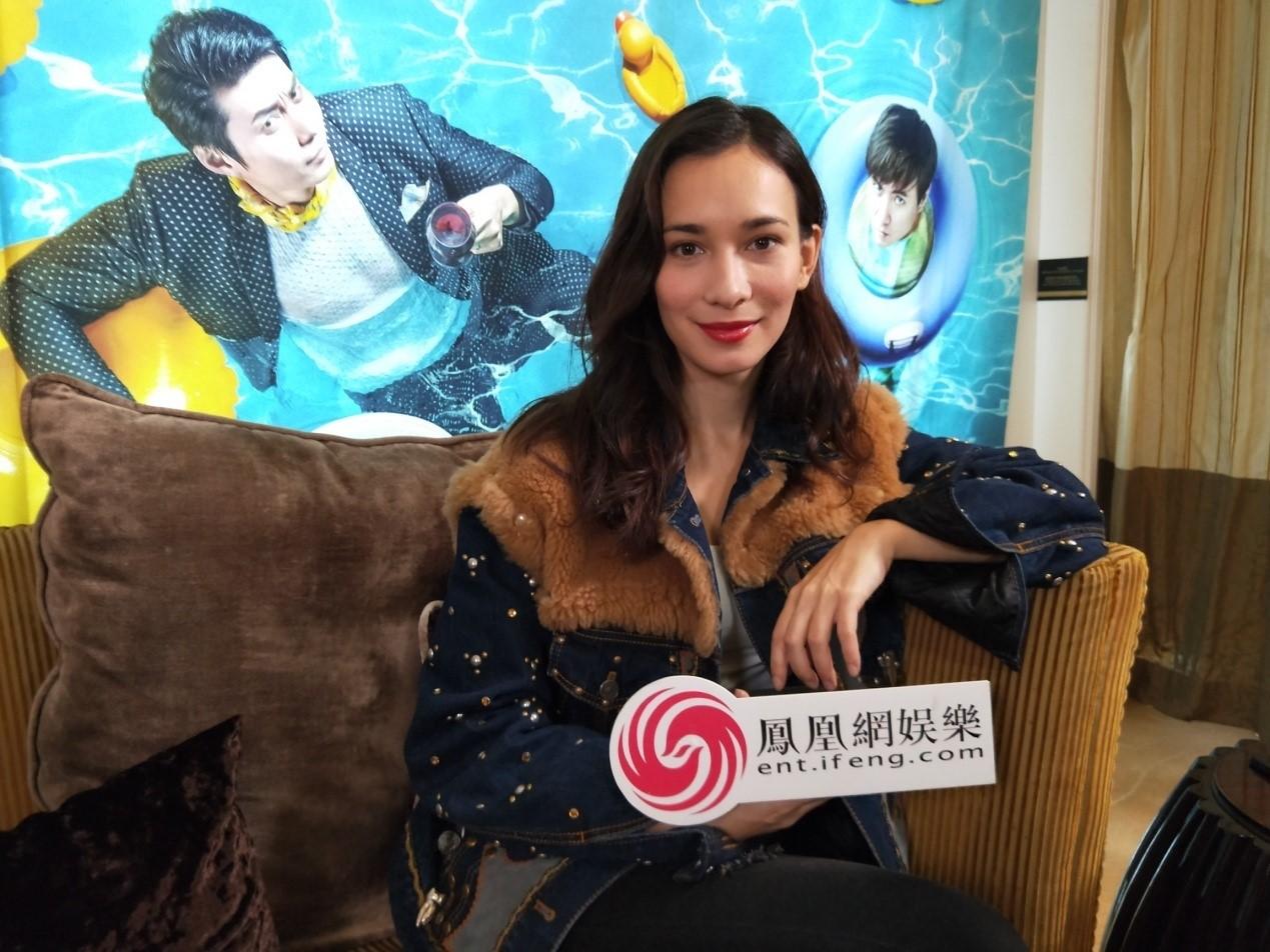 """专访卢靖姗:找到麻花喜剧的状态是""""难受""""的过程"""
