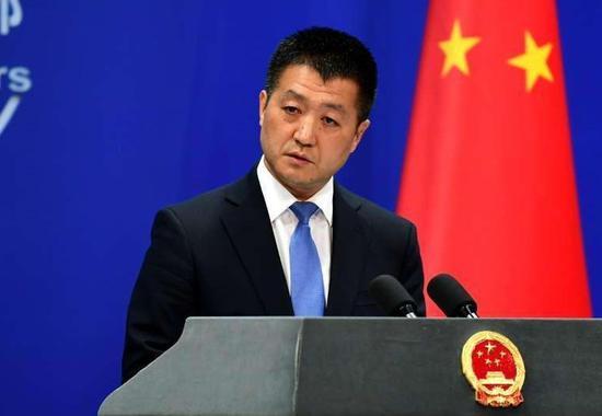 """美国领导人称美国""""重建""""了中国 外交部驳斥"""