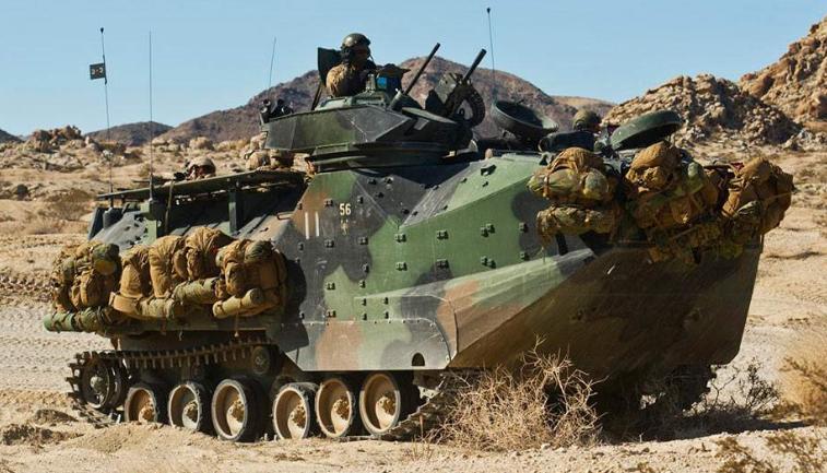 航展老照片中有秘密:中国陆战队原来已世界领先
