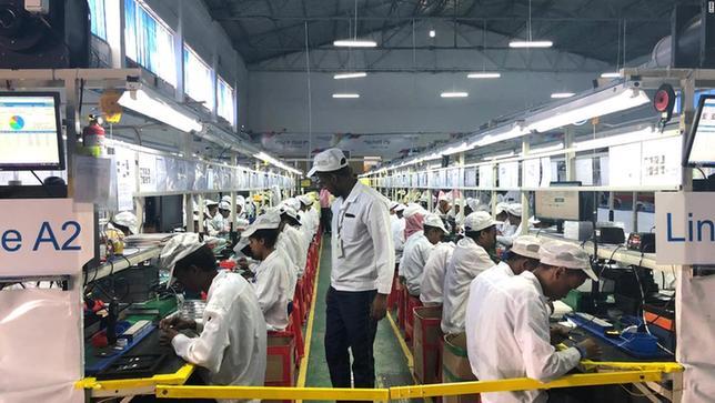 美媒:打败苹果 这个中国人都不熟悉的本土品牌风靡非洲