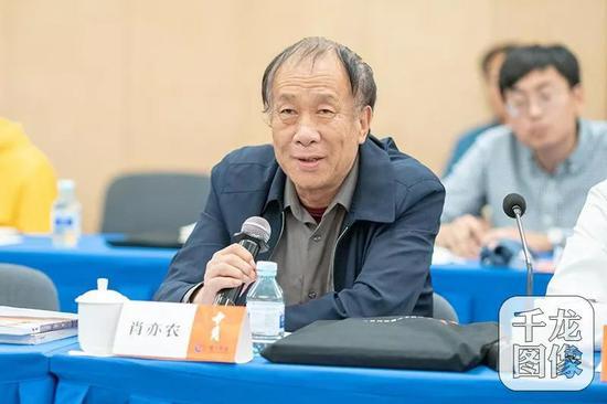 作家肖亦农。北京出版集团供图
