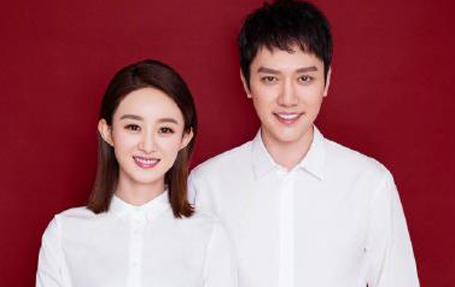 [娱论导向]赵丽颖和冯绍峰打脸也幸福