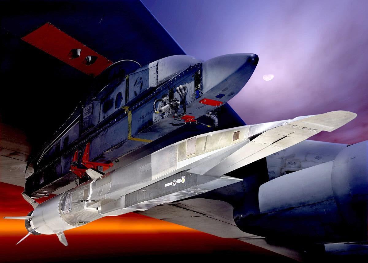 """美国研发高超音速武器 谋求""""全球快速打击"""""""