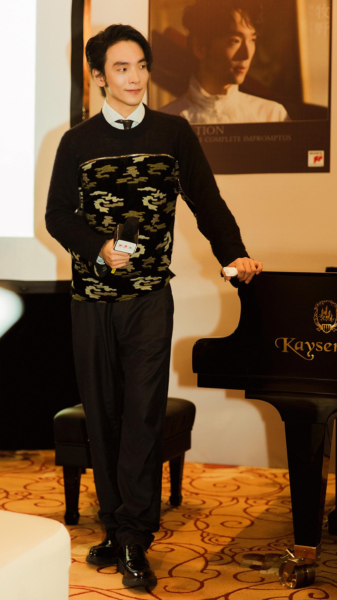 钢琴家吴牧野加盟索尼音乐 首张专辑即将发行