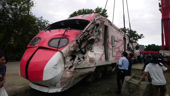 台铁普悠玛高风险早有征兆 防灾专家5年前就拒乘