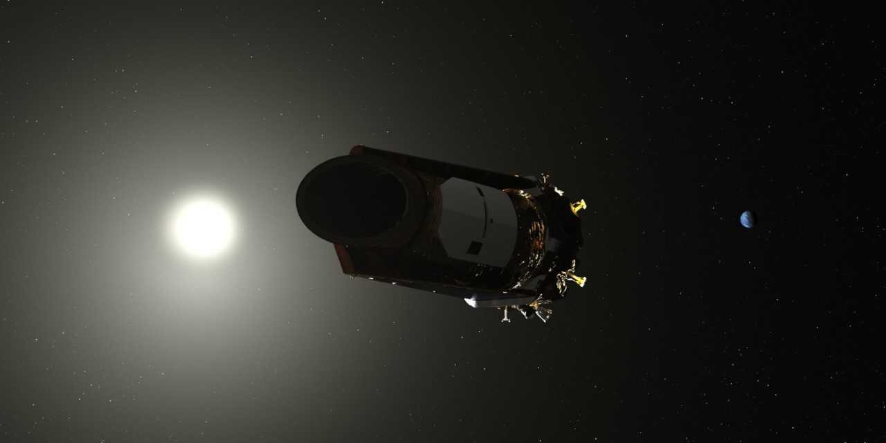 """开普勒太空望远镜退役 未来或多次与地球""""相遇"""""""