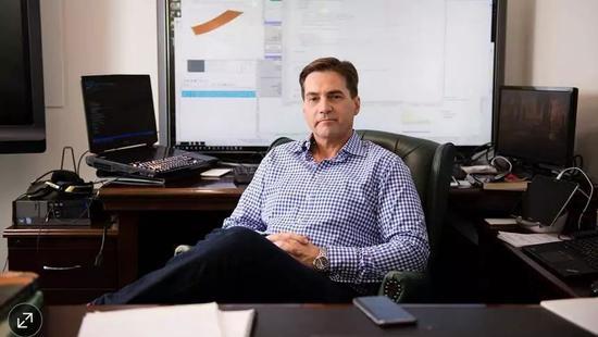 克雷格·赖特澳大利亚  企业家