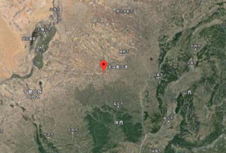 """陕北这个沙漠可能快要改名成""""森林""""了"""