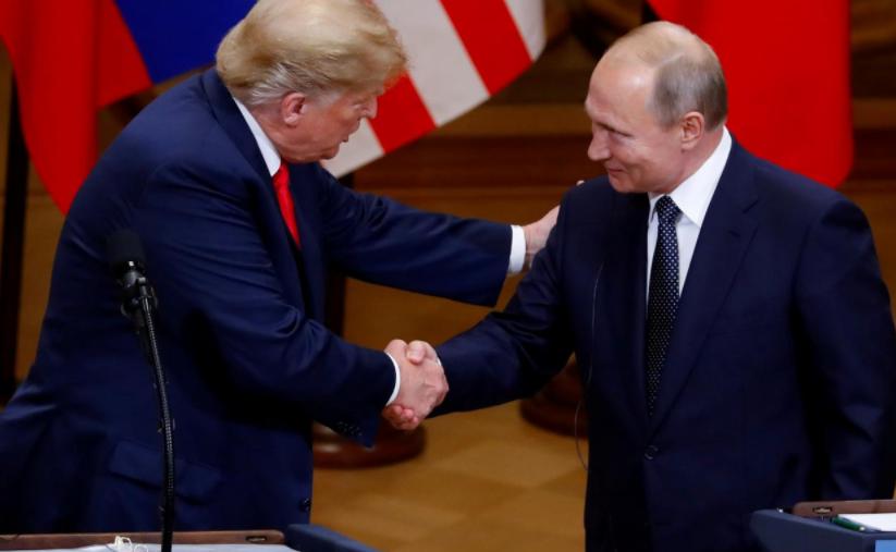 """特朗普开口:""""双11""""和普京会晤有点悬 G20会见面"""