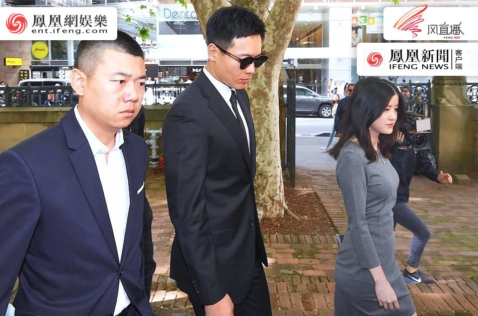 高云翔案件再开庭 其申请受害人出庭未获准
