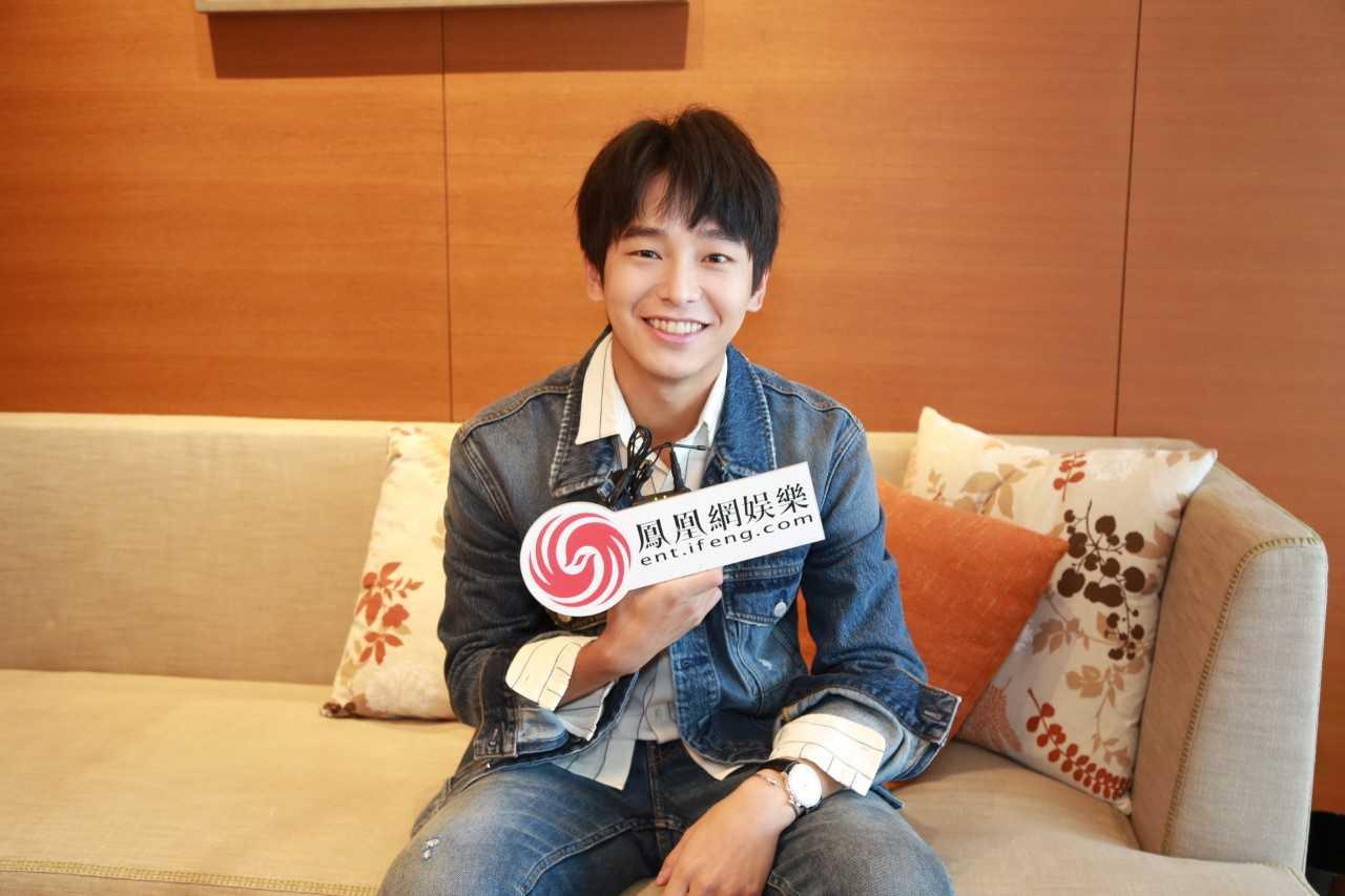 金馬專訪彭昱暢:我就是來玩的,剛完成漫威動畫配音