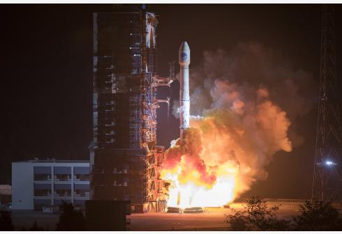 双星发射成功 北斗即将从区域迈向全球