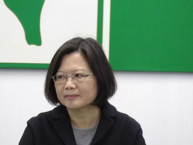 蔡英文干扰两岸友好,是祸害台湾的最大元凶