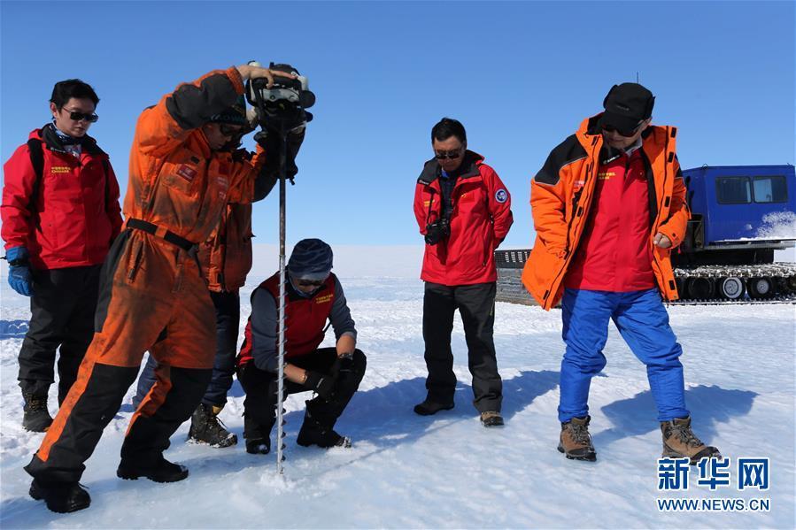 初步选址,中国离首个南极永久机场不远了